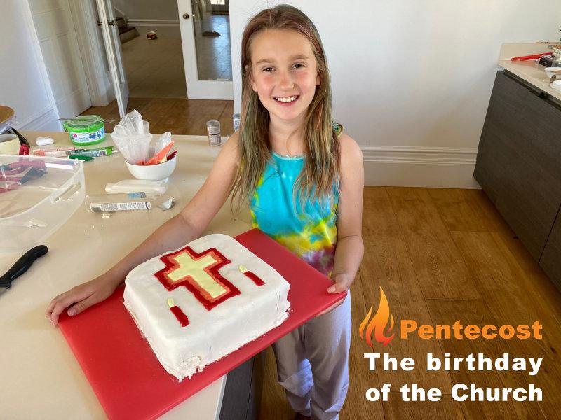 United Pentecost Service – Sunday 31st May 2020