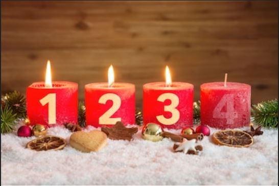 ADVENT SUNDAY  –  13th December 2021