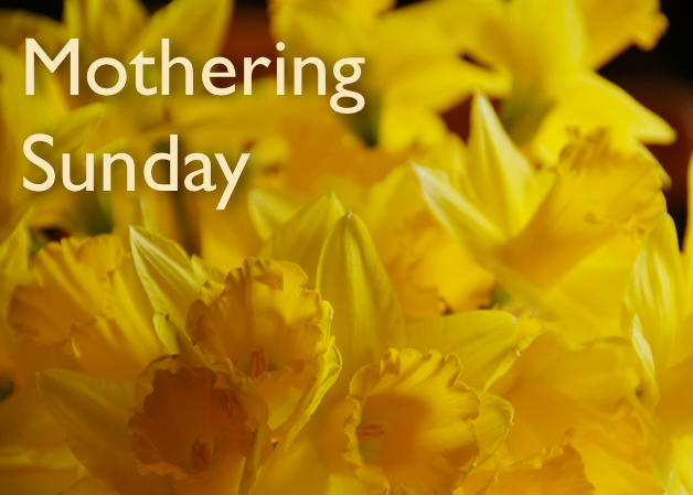 Liturgy for Mothering Sunday  – 14 March 2021